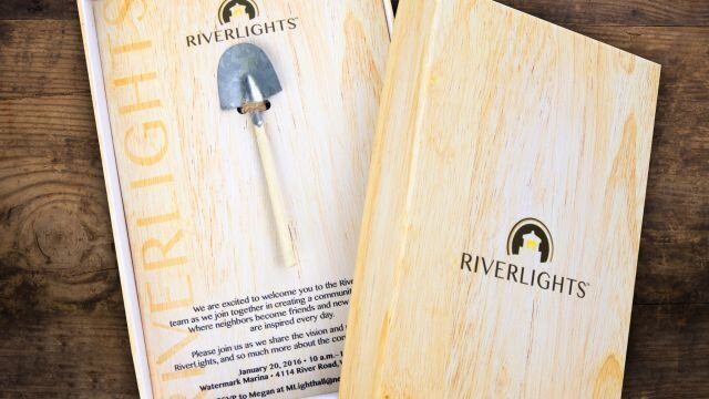 Direct Mail: Riverlights