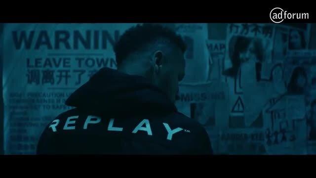 Neymar Jr & Emily Ratajkowski in the Attack of the Stiff Jean Zombies