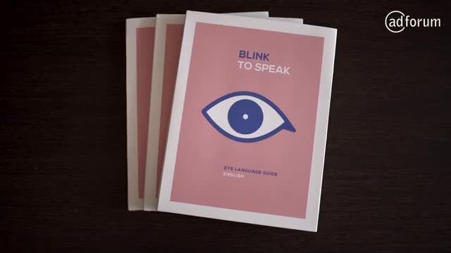 Blink To Speak