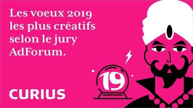 Les voeux Curius 2019