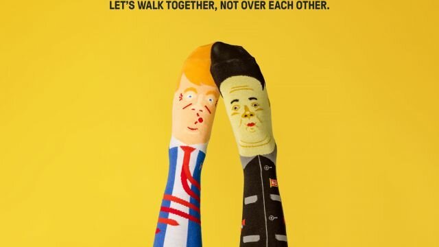 Walk together, not over each other