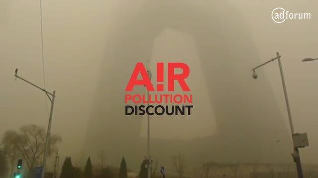 Air Pollution Discount