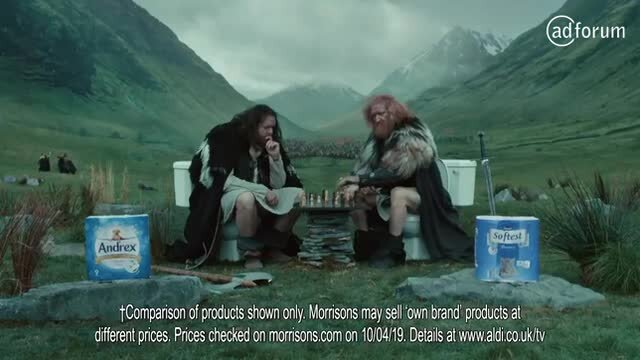Aldi Game on Thrones
