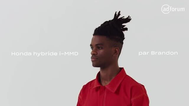 L'Hybride par ___. Brandon