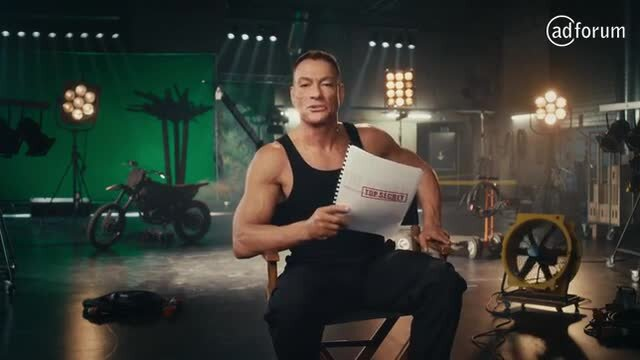 JCVD Launch Teaser