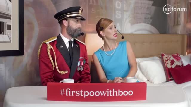 #FirstPooWithBoo