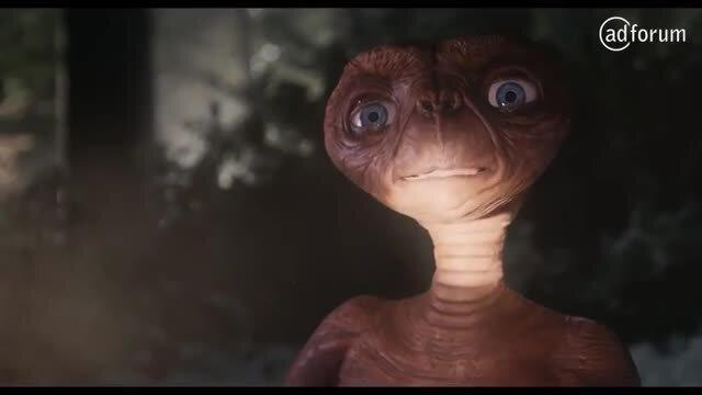E.T. Came Home For Christmas