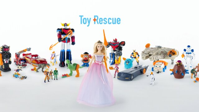 Toy Rescue