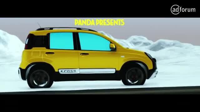 Panda Yeti (Film Case)