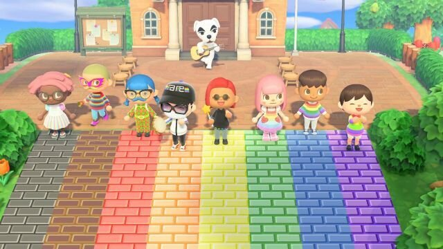 Global Pride Crossing