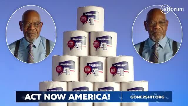Gone2Shit Toilet Paper