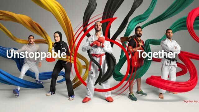 Unstoppable Together 1