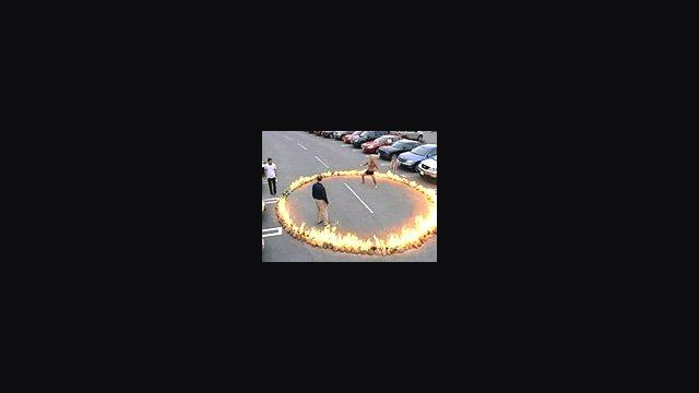 Stone Circle (30 sec)
