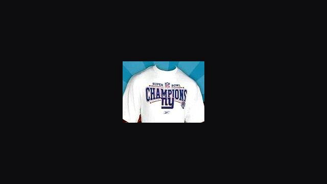 Giants: SuperBowl Champs